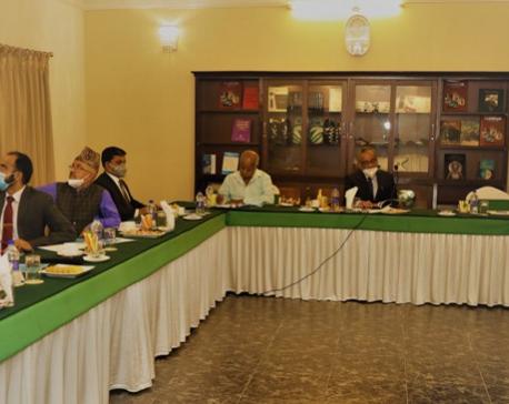Pakistan Embassy in Nepal hosts talk program on Kashmir dispute