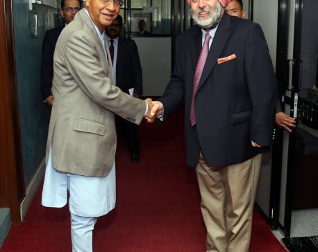 Indian, Chinese ambassadors call on PM