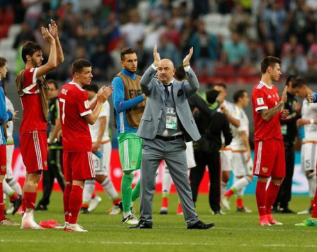 Hosts Russia face struggle to improve ahead of World Cup