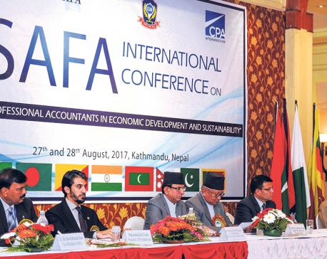 SAFA Int'l Conference kicks off