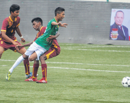 Bangladesh starts with a win