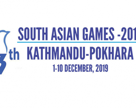 13 South Asian Games formally kicks off today