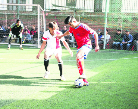 Samakhusi, Shankhamul close to final
