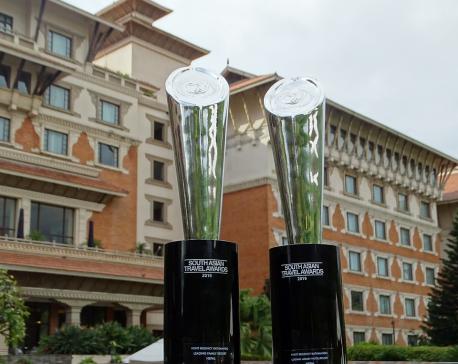 Hyatt Regency Kathmandu receives SATA award in two categories