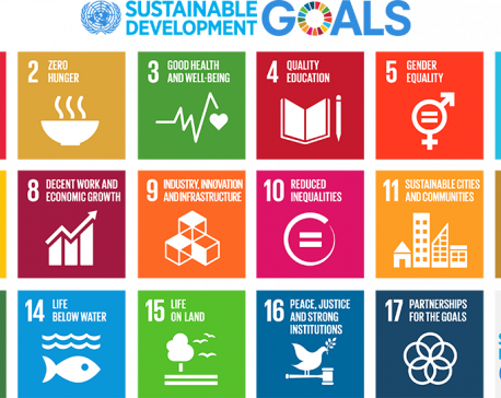 Nepal seeks international support to achieve SDGs