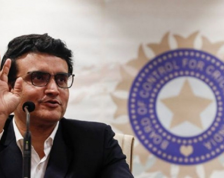 Former India captain Sourav Ganguly admitted to hospital after chest pain