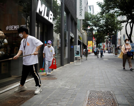 South Korea closes most schools in Seoul area to battle resurgent coronavirus