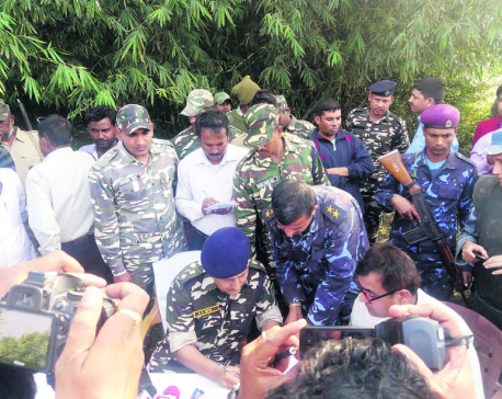 How Jhapa residents taught a big lesson to the SSB
