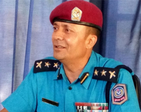 SSP Shailesh Thapa appointed Nepal Police spokesperson