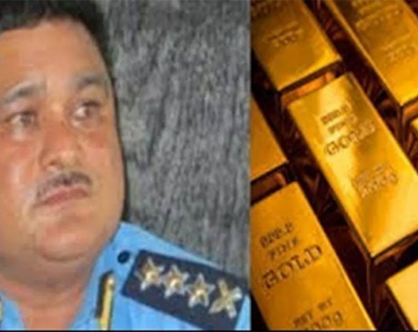 33.5-kggold scam: Accused SSP Khatri appears in court