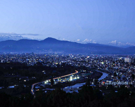 Photos: Stunning Kathmandu during lockdown