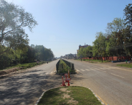 Seventh day of lockdown; Birendranagar wears deserted look (with photos)
