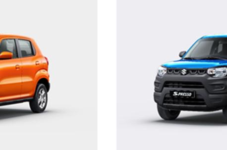 Suzuki S-PRESSO Pre-Booking Open