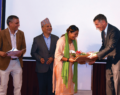 Nagarik journalist awarded national investigative journalism fellowship