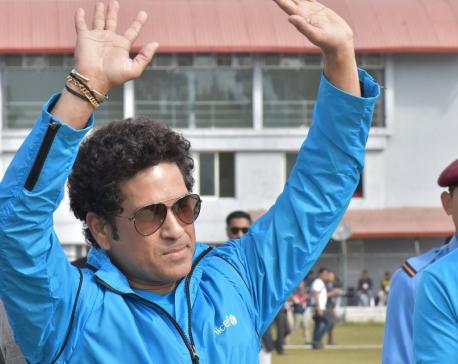 Cricket legendSachin Tendulkar tests positive for coronavirus