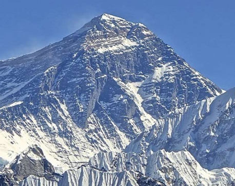 Govt to measure height of Mt Everest