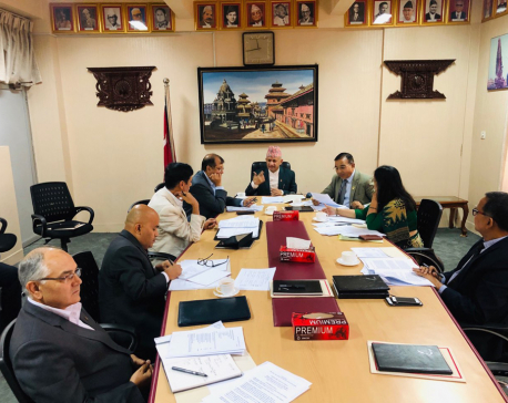 Nepal to host climate change conference in April next year as part of Sagarmatha Dialogue