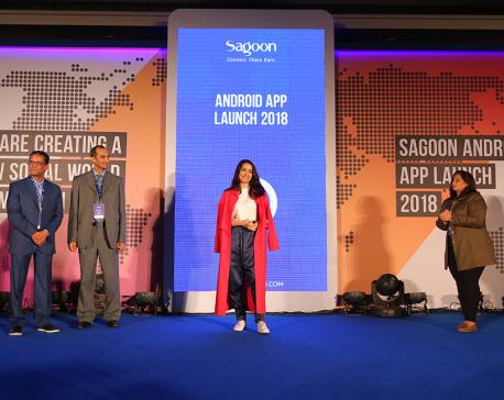 Shraddha Kapoor launches Sagoon