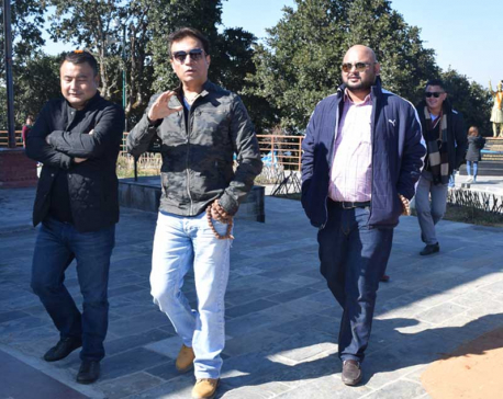 Salman Khan to visit Chandragiri Hills