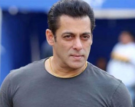 Salman Khan isolates himself at home after testing positive for COVID-19