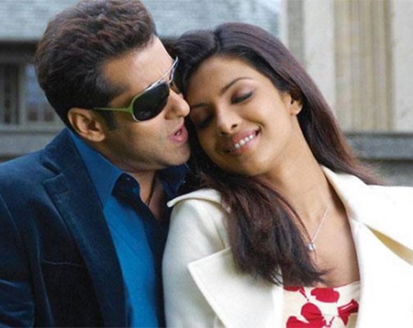 Priyanka Chopra to work with Salman Khan after 10 yrs for 'Bharat'