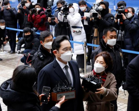 Timeline: Major events in Samsung leader Jay Y. Lee's bribery case