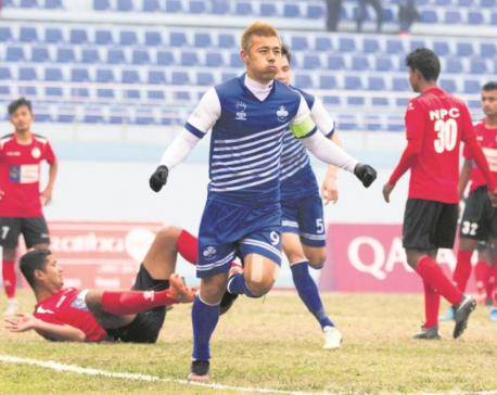 Shahukhala crosses century mark in A-Division League
