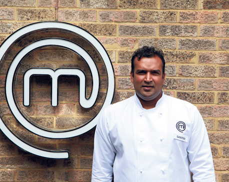 Santosh Sah from Siraha is taking Nepali food to the global stage