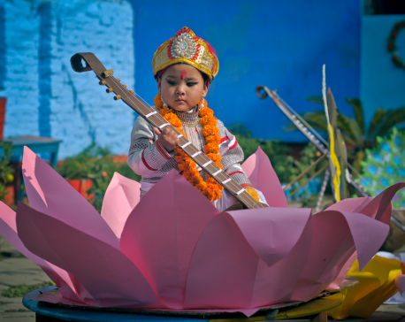 Saraswati Puja being observed today