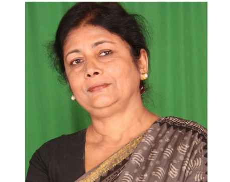 Janata Samajbadi Party sacks Sarita Giri from posts of MP, party's ...