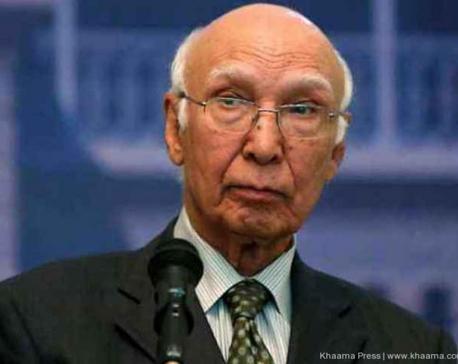 Modi is misleading his BRICS, BIMSTEC colleagues: Sartaj Aziz