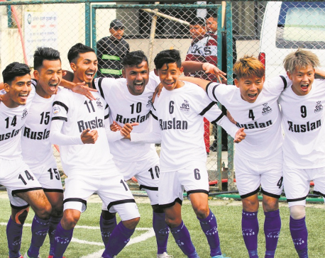 Satdobato gets third win in B-Division League