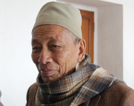 Culture expert Joshi honoured