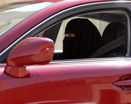 Saudi king decrees women be allowed to drive