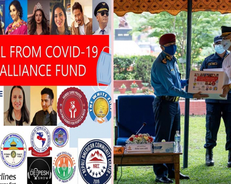 Save Nepal Global Alliance's help to battle COVID-19 pandemic