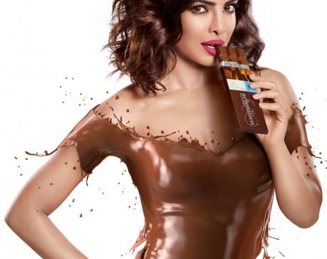 Schmitten, Hoppits chocolates now in Nepal