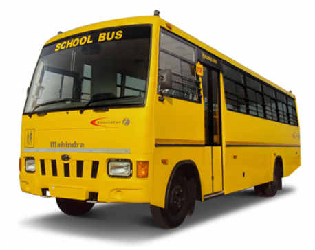 School buses, government vehicles to carry passengers during Dashain
