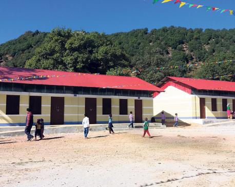 10 schools in Doti get safe infrastructures