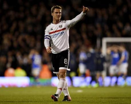 Former England midfielder Parker retires