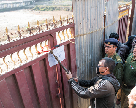 Mayor and Deputy-Mayor tussle over Ranipokhari reconstruction