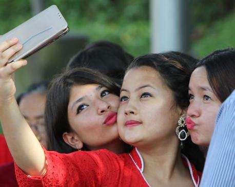 Selfiemandu: Growing selfie craze in the capital