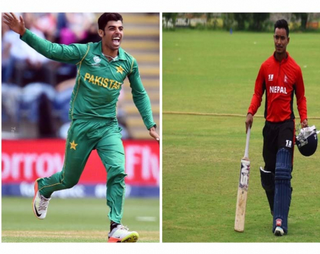 Pakistan's Shadab Khan surpasses Sompal Kami's record