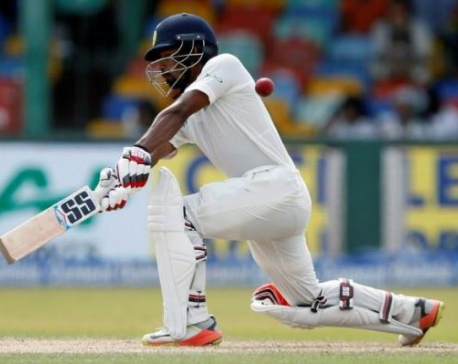 'Superman' Saha silences doubters with superior glovework