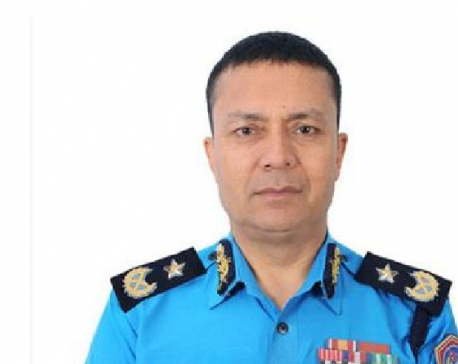 Govt appoints Thapa as the new chief of Nepal Police