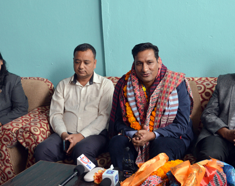 Cabinet reshuffle is prerogative of Prime Minister: Minister Basnet