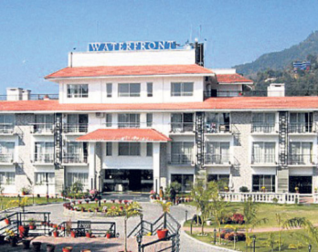 Govt body says no permit given for Shakya's Fewa resort