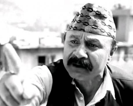Veteran artist Shambhu Raj Thapa no more