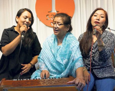 Shanti Thatal's music at Paleti