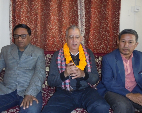 Nepal's ownership to Kalapani, Lipulek unchangeable: NC leader Koirala