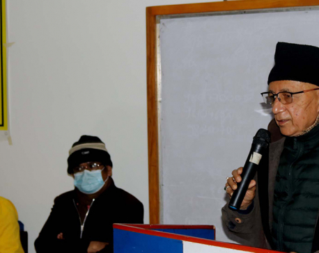 PM Oli has become anarchic: NC leader Koirala